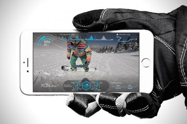 XON snow-1 – The Smart Snowboard8