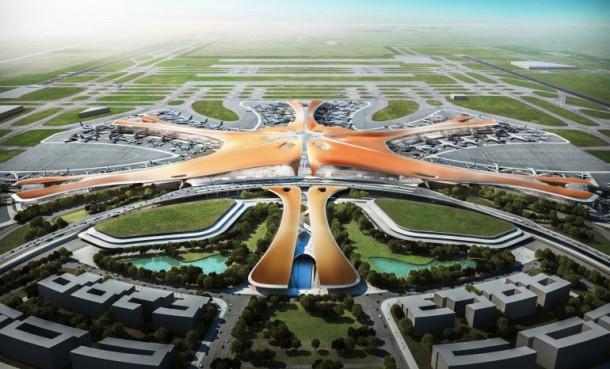 Zaha Hadid Airport Design