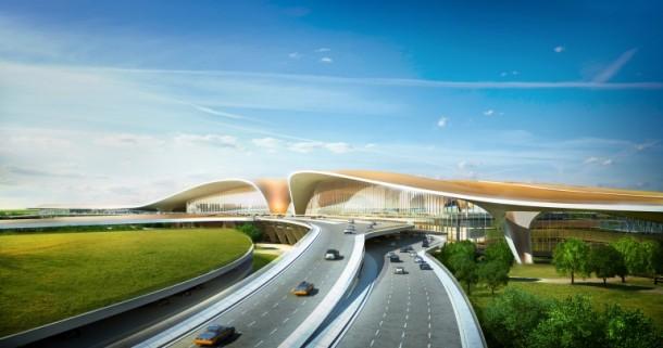 Zaha Hadid Airport Design2