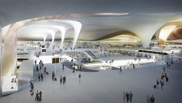 Zaha Hadid Airport Design3