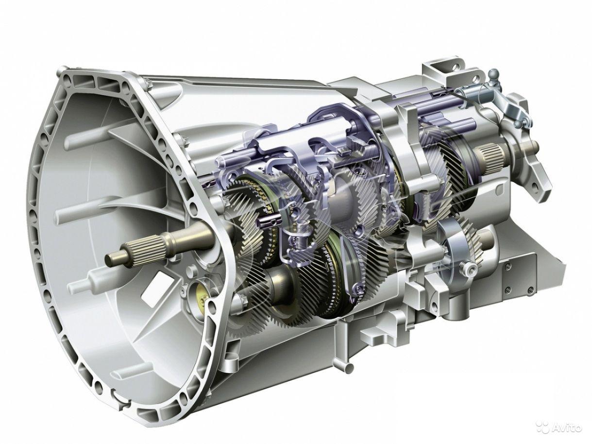 how car transmission works