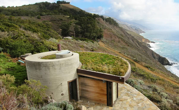 15 Amazing Houses That Have been built in Nature 2