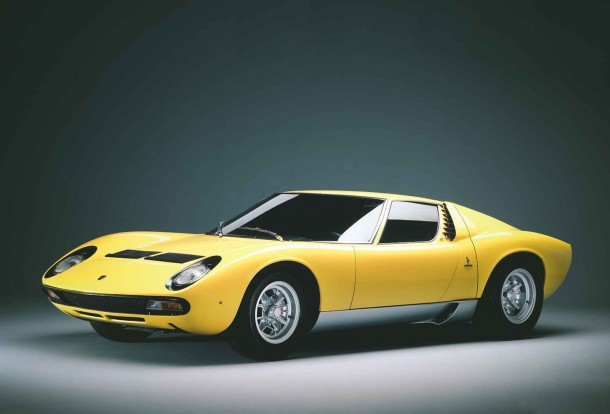 15 Facts You Didn't Know about Lamborghini 6