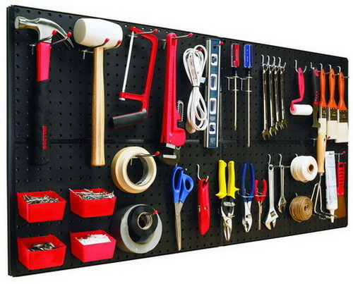 15 Hacks for Organizing Your Garage 12