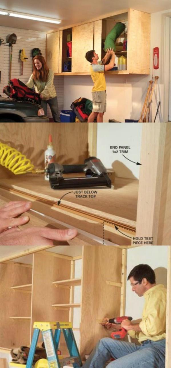 15 Hacks for Organizing Your Garage 13