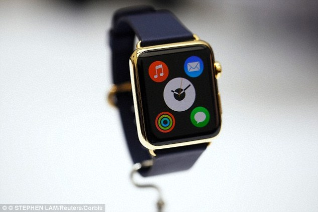 Apple Sapphire Crystal Watch 3