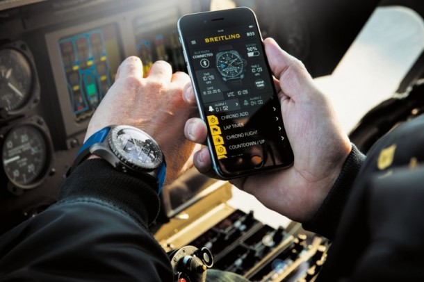 Breitling B55 Connected – Smartwatch5