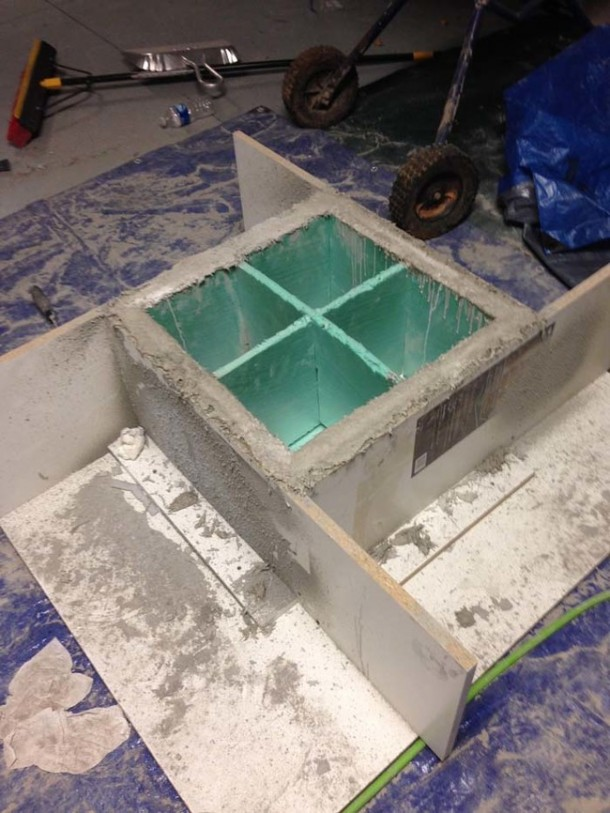 Concrete DIY Coffee Table9