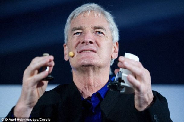 Dyson Invests in Satki3's New Battery Technology