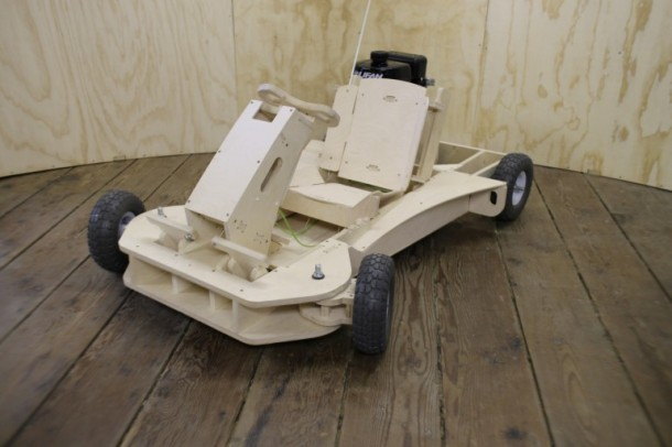 Flatpack Go-Kart by PlyFly