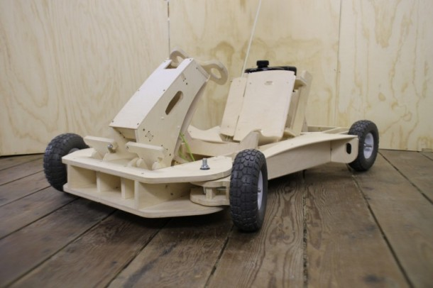 Flatpack Go-Kart by PlyFly2