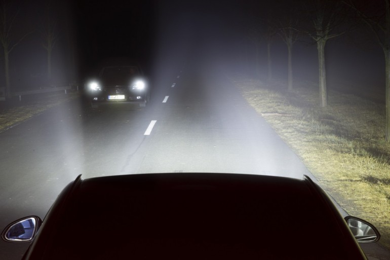 GM Is Developing Car Headlights That Follow The Driver's Eyes 5