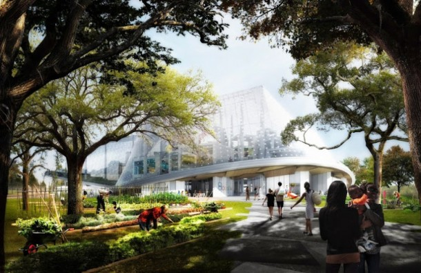 Google's New Headquarters in Mountain View 2