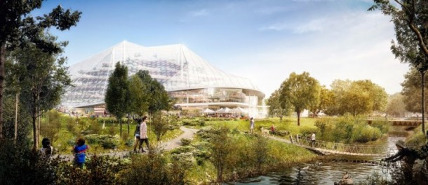 Google's New Headquarters in Mountain View 3