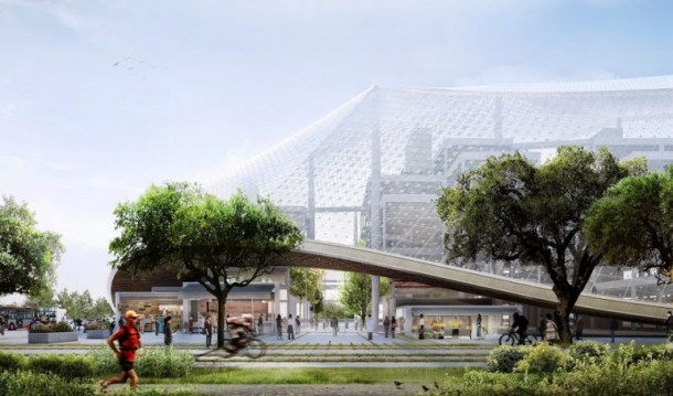 Google's New Headquarters in Mountain View 4