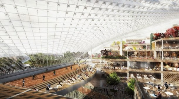 Google's New Headquarters in Mountain View 6