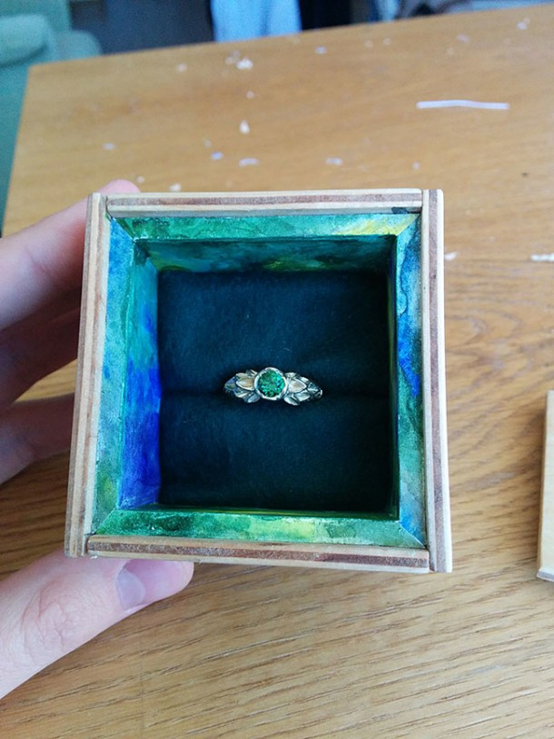 How to Propose – DIY Ring and Box8