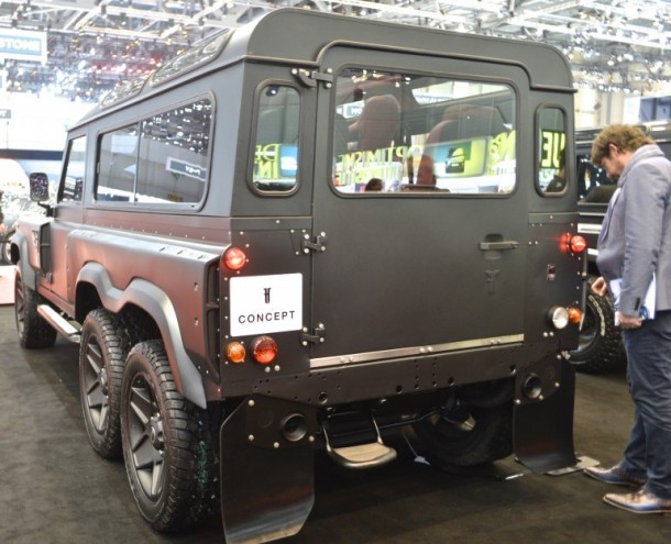 Kahn Design Imparts Another Axle and Creates Flying Huntsman5