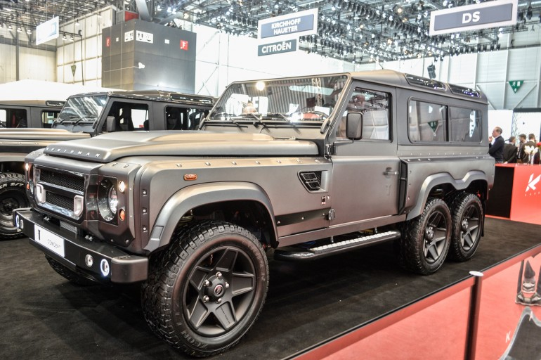 Kahn Design Imparts Another Axle and Creates Flying Huntsman7