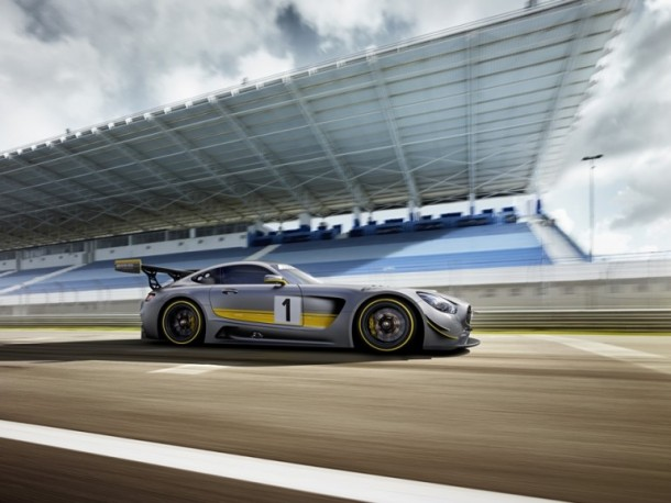 Mercedes-AMG GT3 Unveiled2