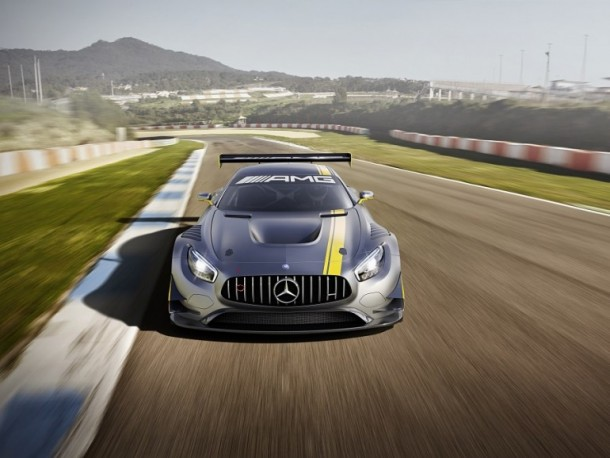 Mercedes-AMG GT3 Unveiled3