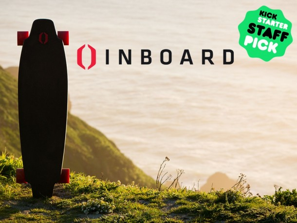 Monolith Electric Skateboard by Inboard Sports 4