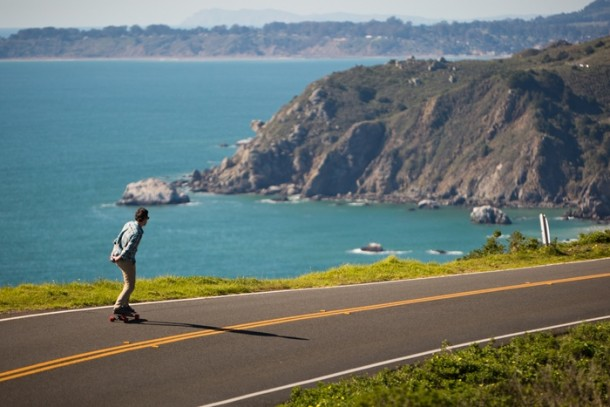 Monolith Electric Skateboard by Inboard Sports