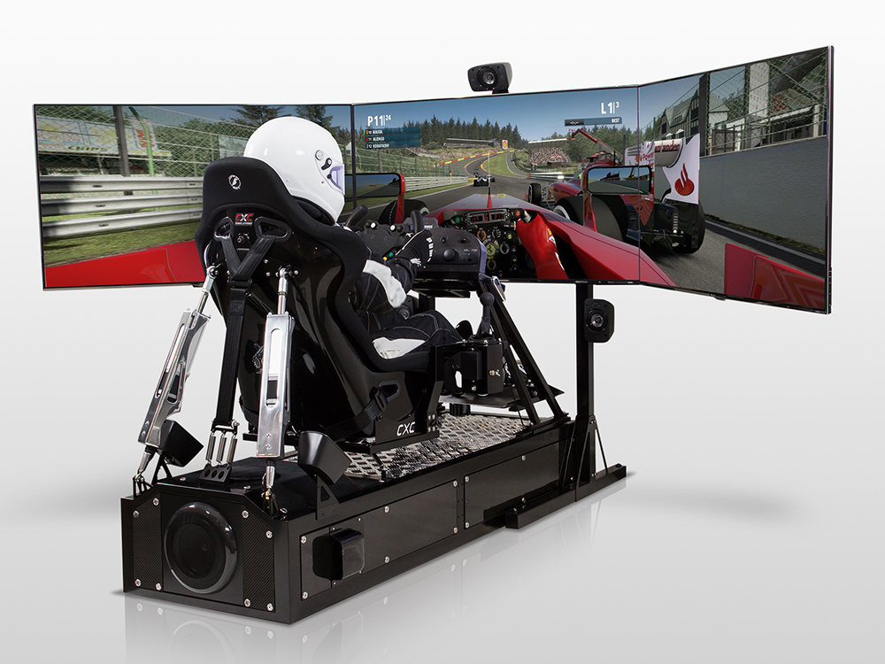 Motion Pro II from CXC Simulations