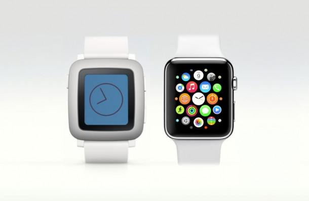 Pebble Time Watch 3