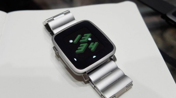 Pebble Time Watch 4
