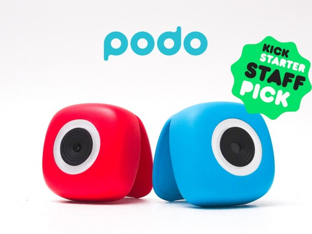 Podo Wireless Camera – Selfie Time 4