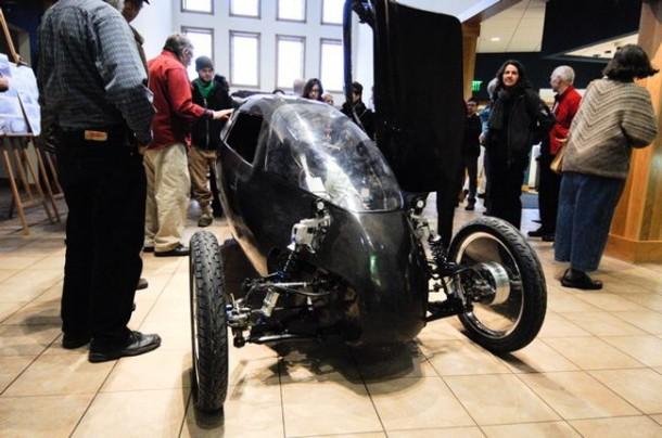 Raht Racer Trike – Environment Friendly Bike 2