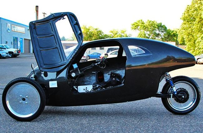Raht Racer Trike – Environment Friendly Bike