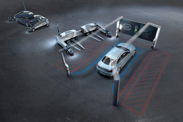 Ray Robots Serva Transport Systems Audi