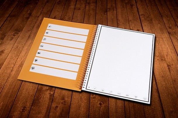 Rocketbook – Digitize Your Notes and Microwave it for A Clean Slate