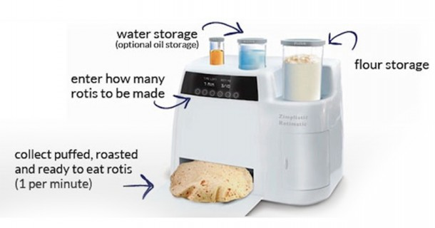 Rotimatic – Make Roti Like a Boss 4