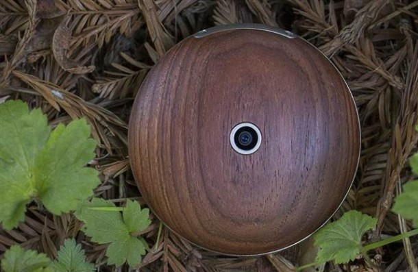 Runcible Circular Phone by Monohm 3