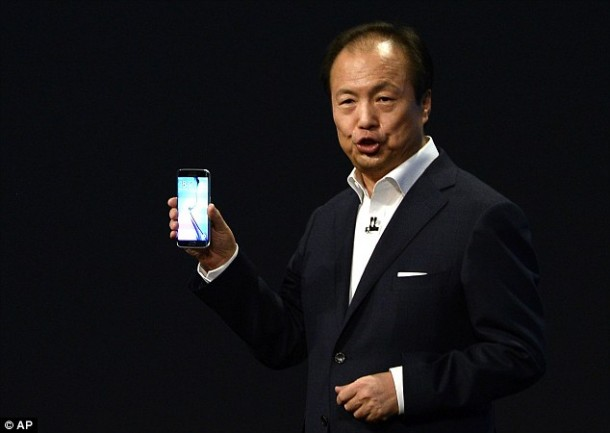 Samsung Unveils Galaxy S6 and S6 Edge4