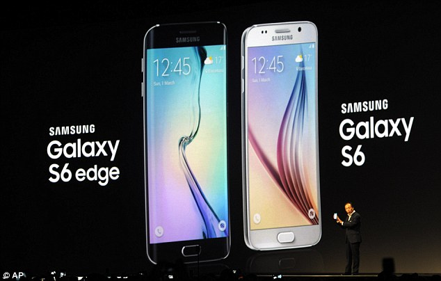 Samsung Unveils Galaxy S6 and S6 Edge5