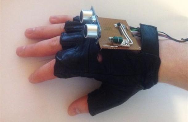 SenSei Glove – Wearable Tech for Blind