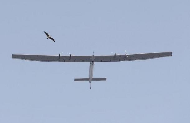 Solar Impulse 2 – Solar Powered Aircraft Takes off 2