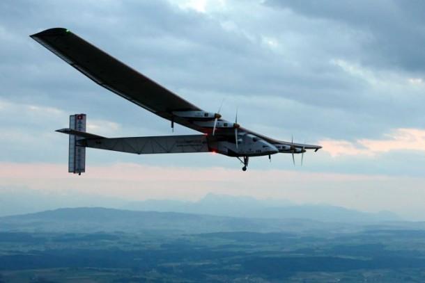 Solar Impulse 2 – Solar Powered Aircraft Takes off 5