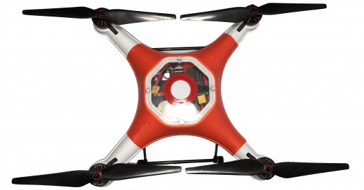 Splash Drone – For Shooting Pictures underwater