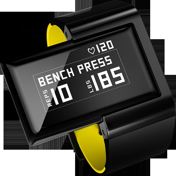 The Atlas Wristband – Exercise Smarter