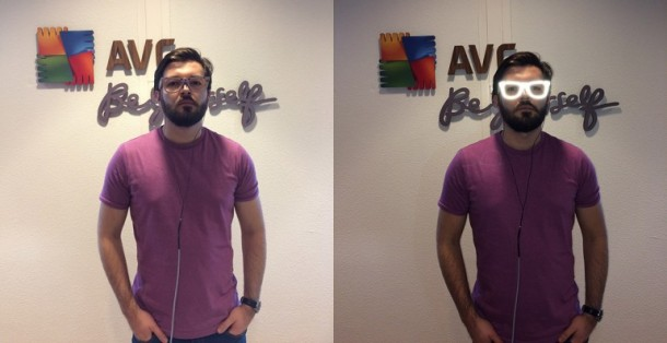 These Glasses by AVG Makes you Invisible to Facial Recognition Softwares3