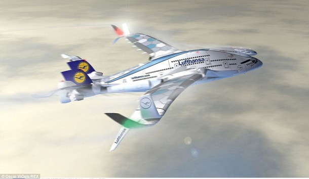 What Would Aircraft in 2030 be Like 2