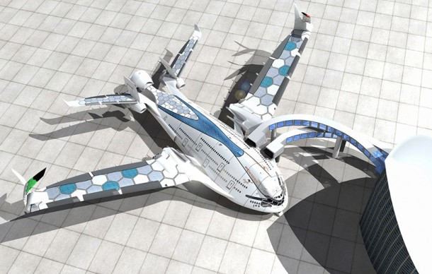 What Would Aircraft in 2030 be Like  3