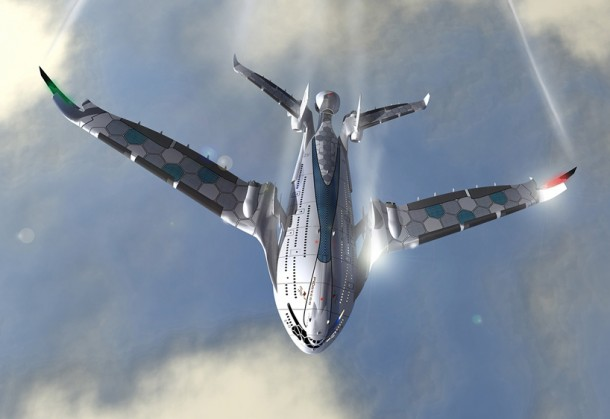 What Would Aircraft in 2030 be Like 5
