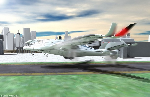 What Would Aircraft in 2030 be Like 6