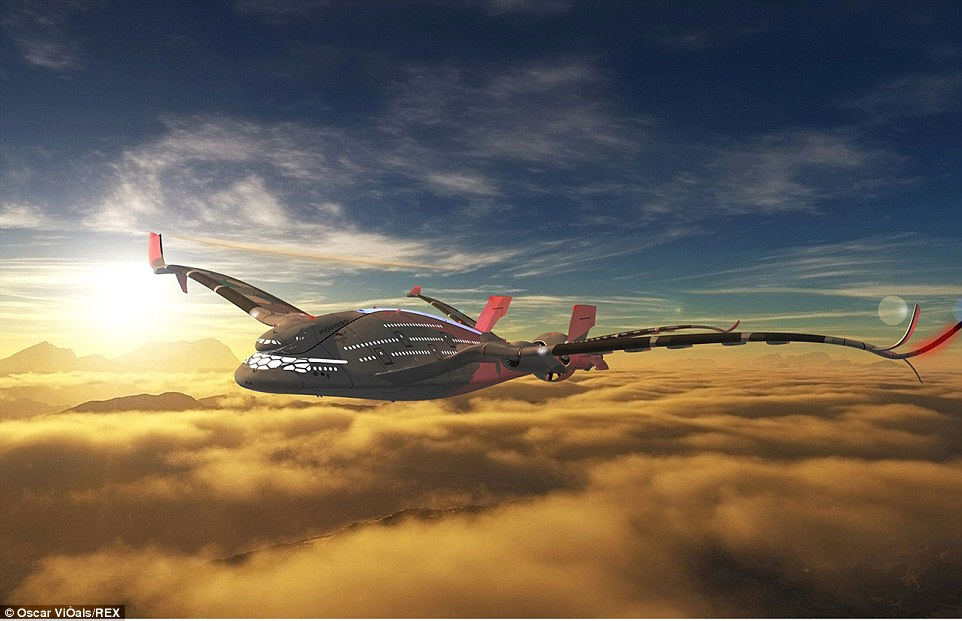 What Would Aircraft in 2030 be Like 7